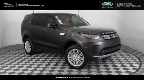 New 2018 Land Rover Discovery Sport HSE Luxury 4WD