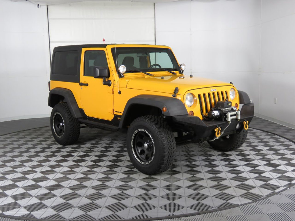Pre-Owned 2012 Jeep Wrangler 4WD 2dr Rubicon