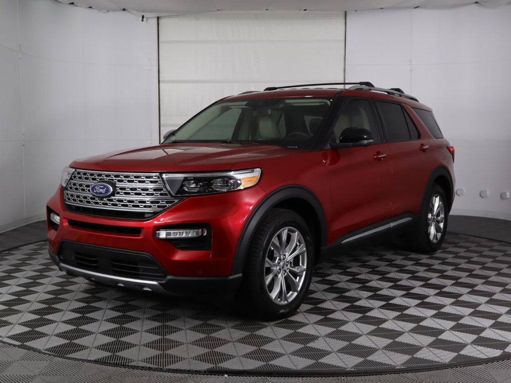 Pre-Owned 2020 Ford Explorer Limited RWD