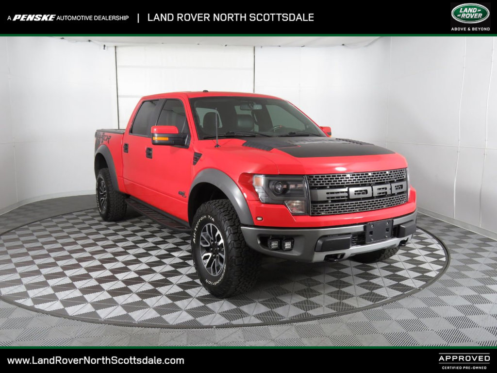 Pre-Owned 2014 Ford F-150 4WD SuperCrew 145