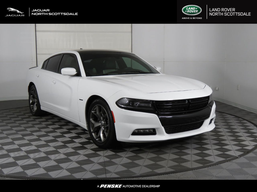 Pre-Owned 2016 Dodge Charger 4dr Sedan R/T RWD