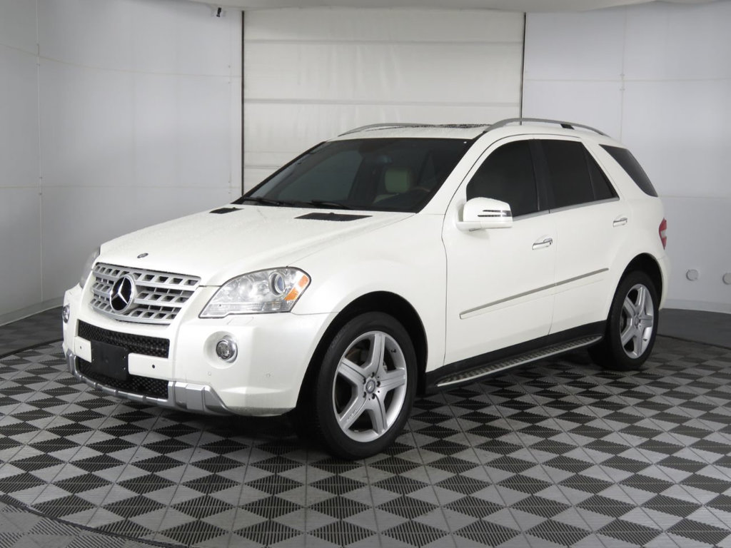 Pre-Owned 2011 Mercedes-Benz M-Class 4MATIC® 4dr ML 550
