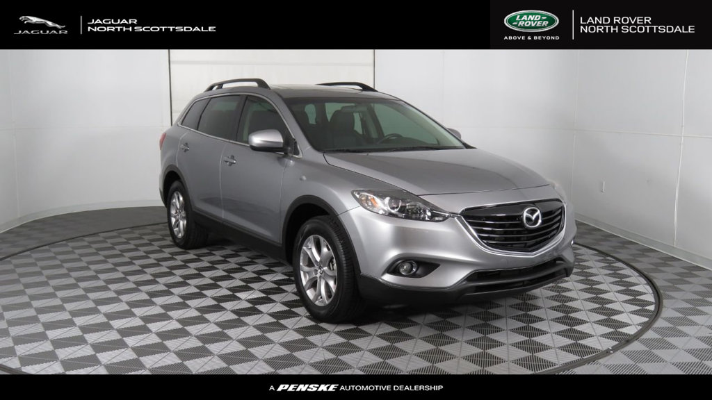 Pre-Owned 2014 Mazda CX-9 FWD 4dr Touring