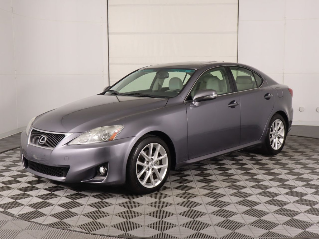 Pre-Owned 2012 Lexus IS 250 4dr Sport Sedan Automatic RWD