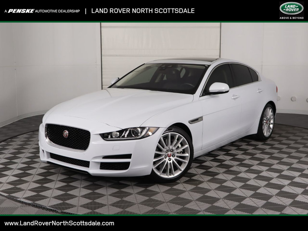 Pre-Owned 2017 Jaguar XE 35t First Edition RWD