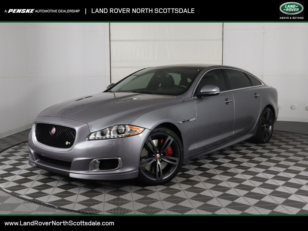 Pre-Owned 2014 Jaguar XJ 4dr Sedan XJR LWB RWD
