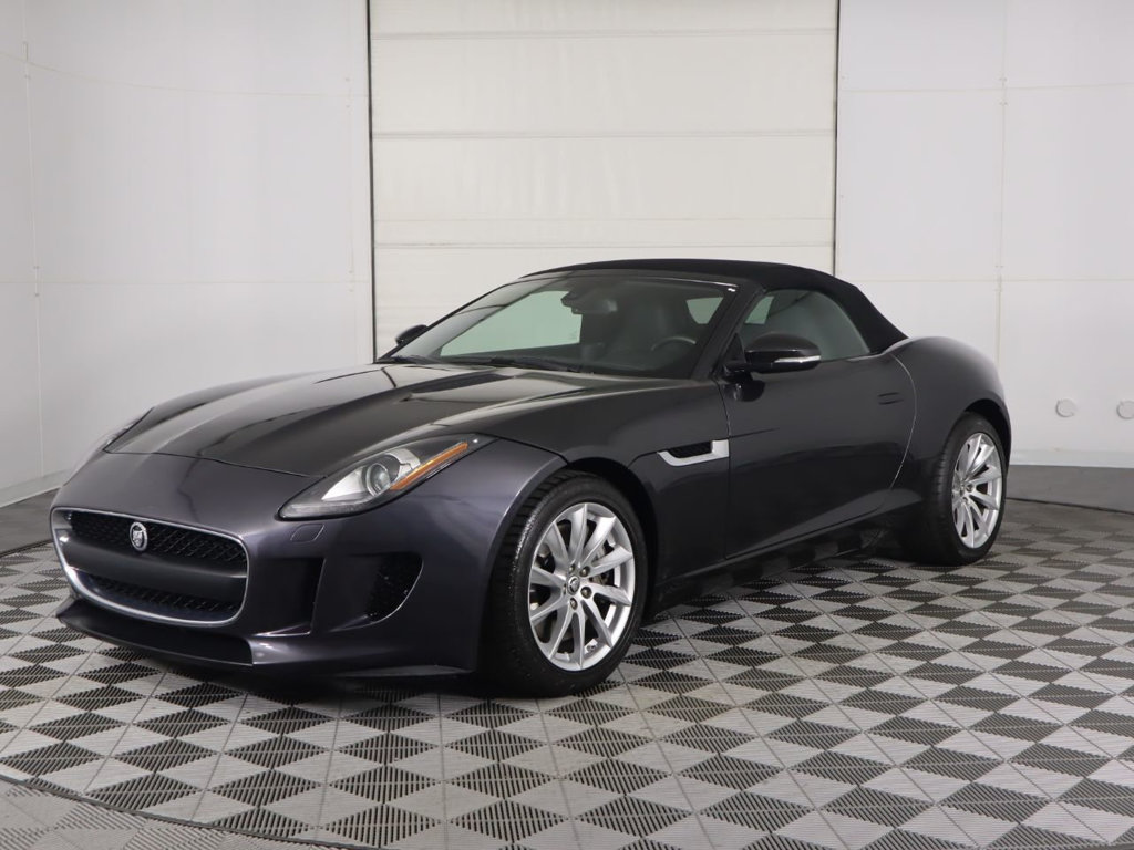 Pre-Owned 2014 Jaguar F-TYPE 2dr Convertible V6