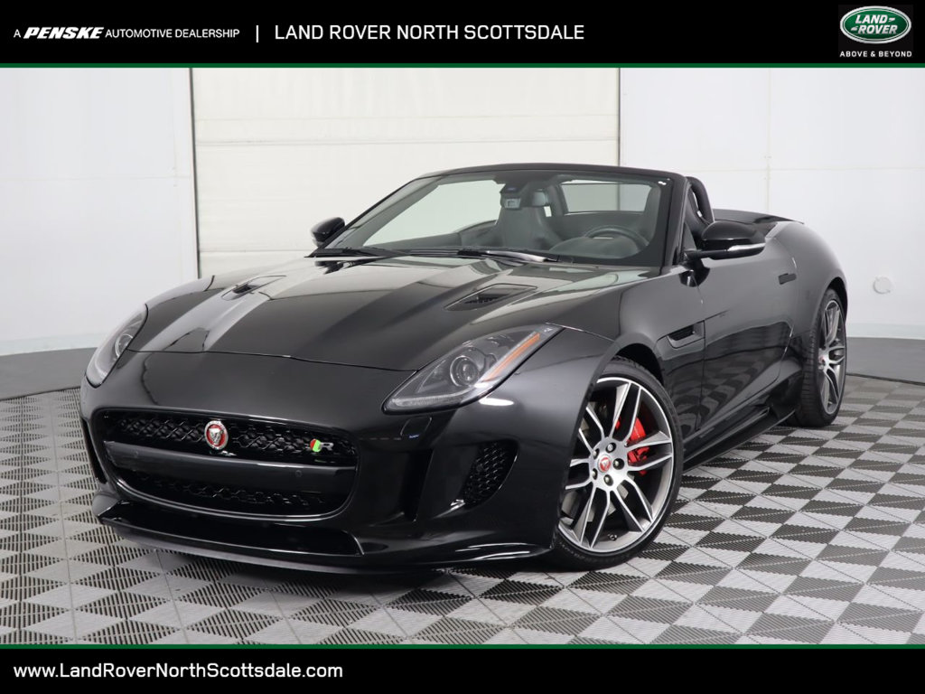 Pre-Owned 2016 Jaguar F-TYPE 2dr Convertible Automatic R AWD