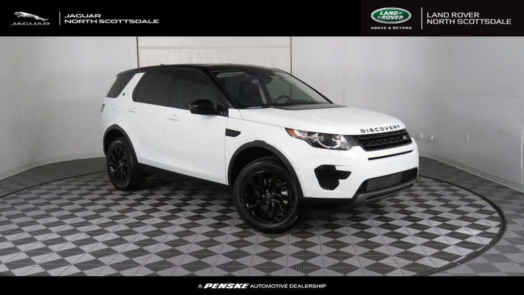 Pre Owned 2017 Land Rover Discovery Sport Courtesy Vehicle