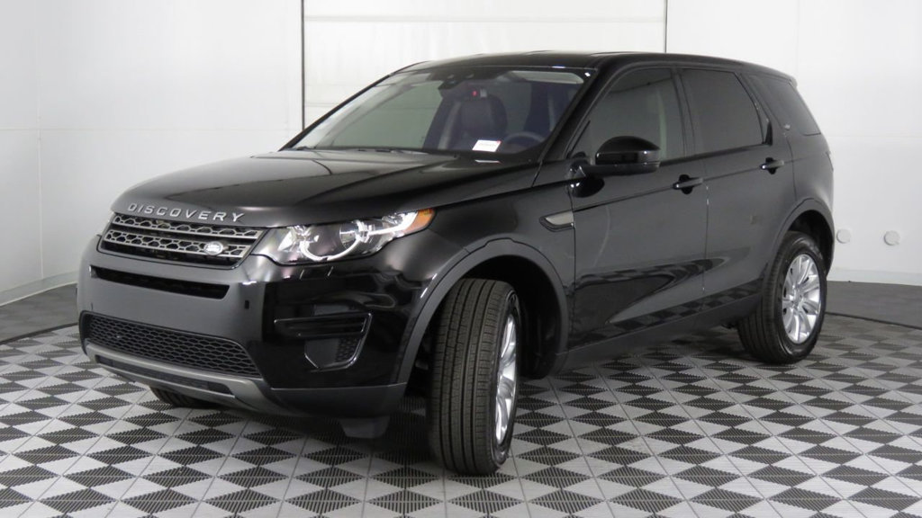 Range Rover Discovery Sport >> Certified Pre Owned 2019 Land Rover Discovery Sport Courtesy Vehicle Four Wheel Drive Suv