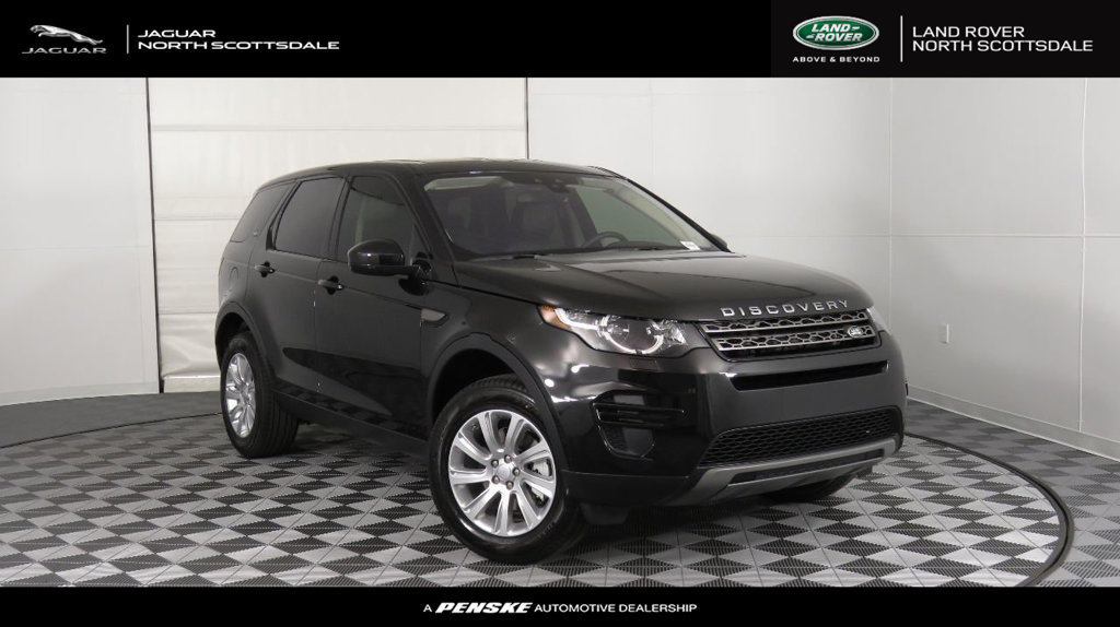 Pre-Owned 2018 Land Rover Discovery Sport COURTESY VEHICLE