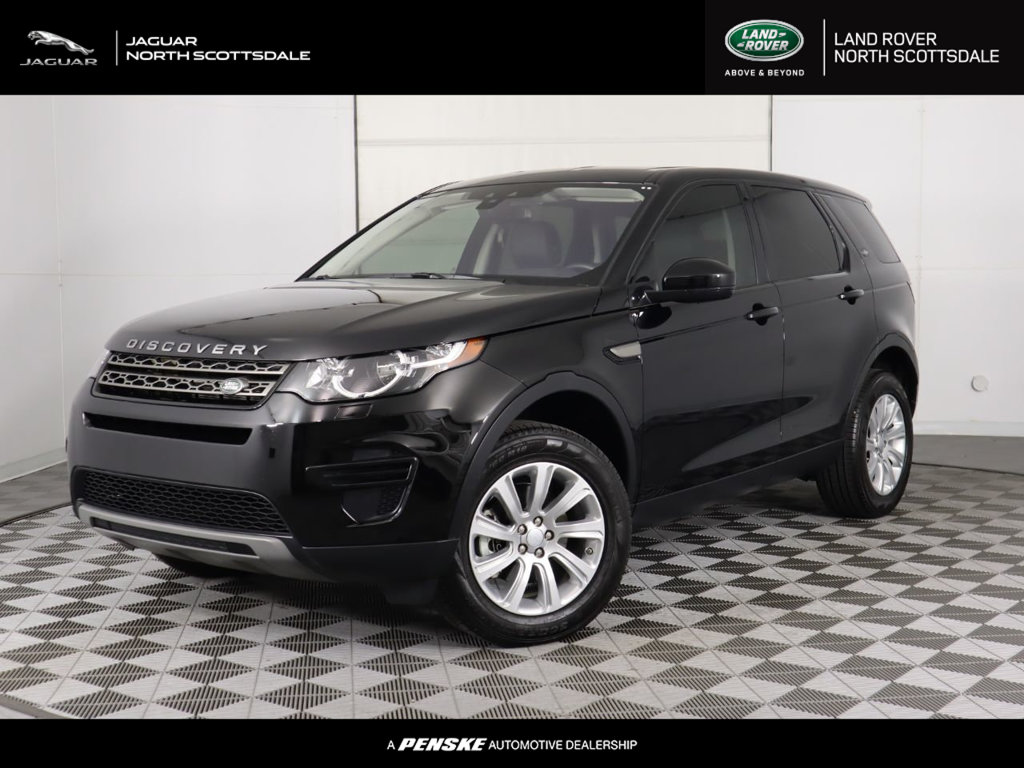 Pre Owned 2018 Land Rover Discovery Sport Courtesy Vehicle Suv In