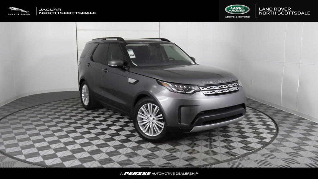 New 2018 Land Rover Discovery HSE V6 Supercharged