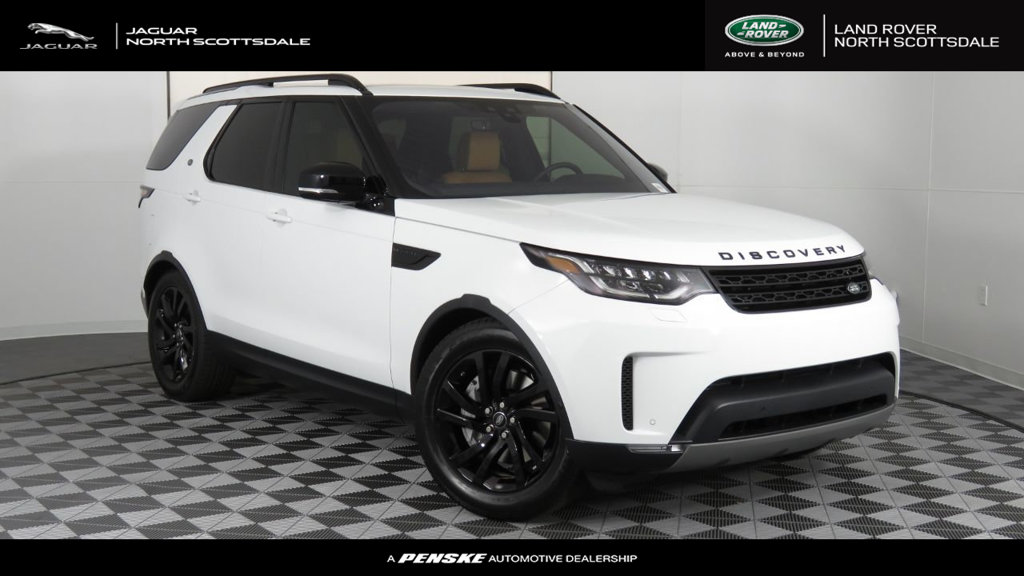 New 2018 Land Rover Discovery HSE Luxury V6 Supercharged SUV in