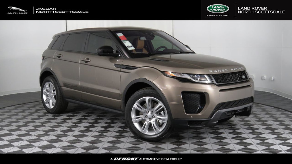 Lovely New 2018 Land Rover Range Rover Evoque 5 Door 286hp HSE Dynamic