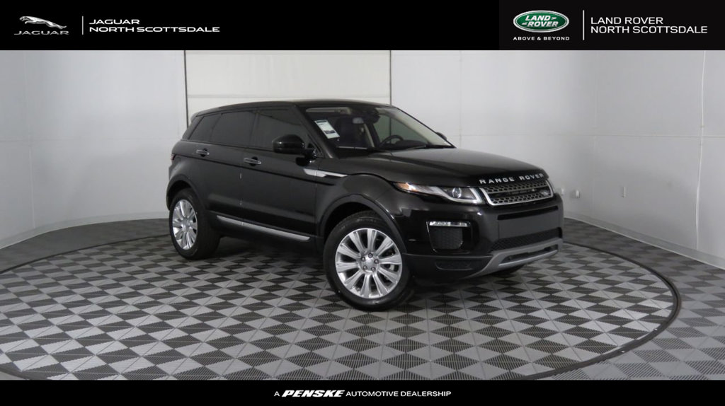 New 2018 Land Rover Range Rover Evoque 5 Door HSE