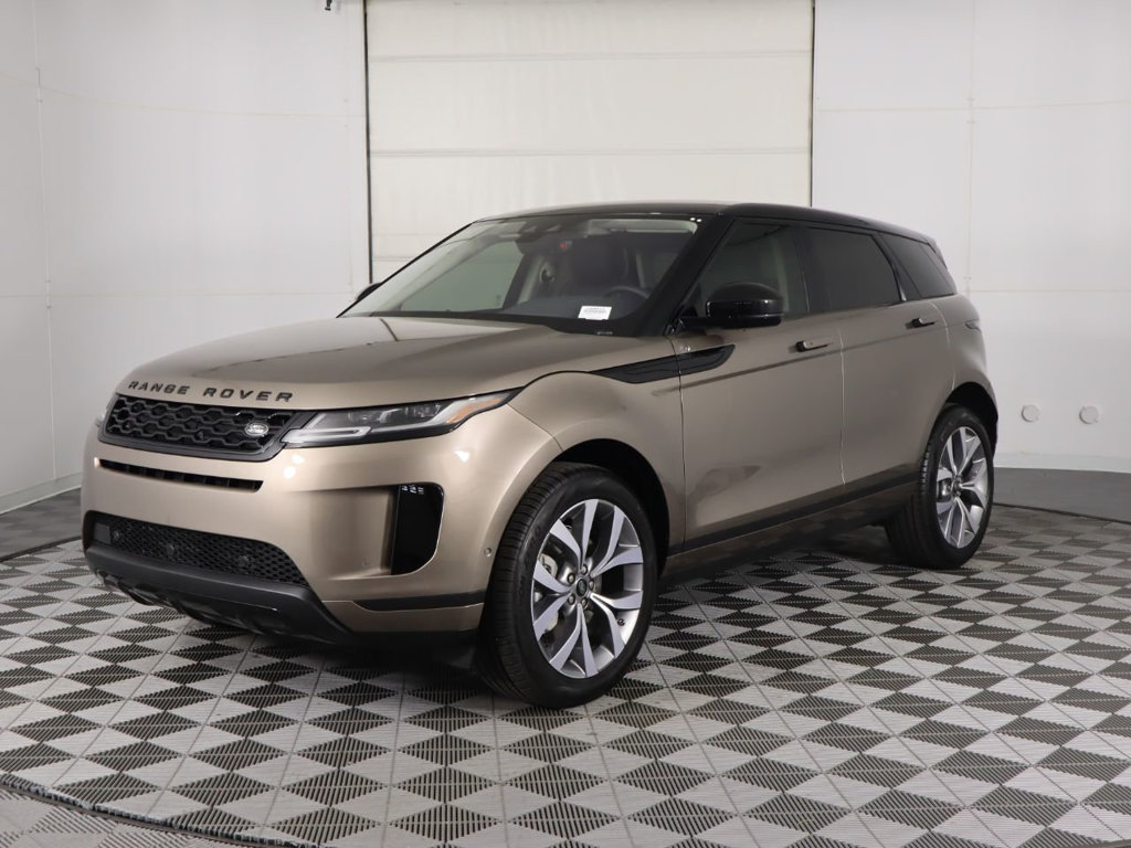 Range Rover Evoke >> New 2020 Land Rover Range Rover Evoque P250 Se With Navigation