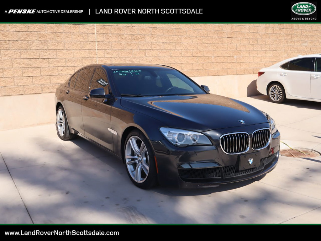 Pre-Owned 2013 BMW 7 Series 750i