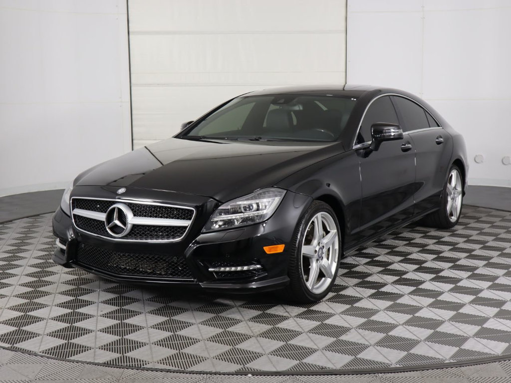 Pre-Owned 2014 Mercedes-Benz CLS 4dr Sedan CLS 550 RWD