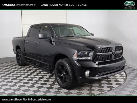 "Pre-Owned 2015 Ram 1500 2WD Crew Cab 140.5"" Express"