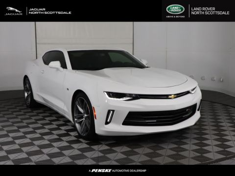Pre-Owned 2016 Chevrolet Camaro 2dr Coupe LT w/2LT