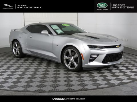 Pre-Owned 2017 Chevrolet Camaro 2dr Coupe SS w/1SS