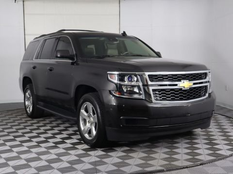 Pre-Owned 2015 Chevrolet Tahoe 2WD 4dr LT