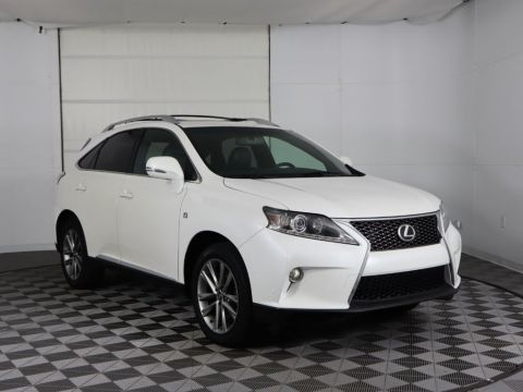Pre-Owned 2013 Lexus RX 350 AWD 4dr F Sport