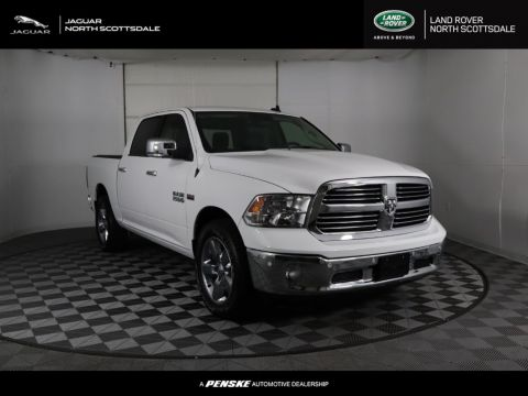 "Pre-Owned 2018 Ram 1500 Big Horn 4x2 Crew Cab 5'7"" Box"
