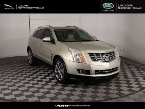 Pre-Owned 2013 Cadillac SRX AWD 4dr Premium Collection