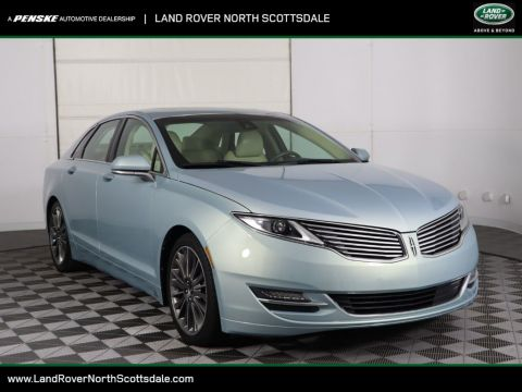 Pre-Owned 2013 Lincoln MKZ 4dr Sedan Hybrid FWD