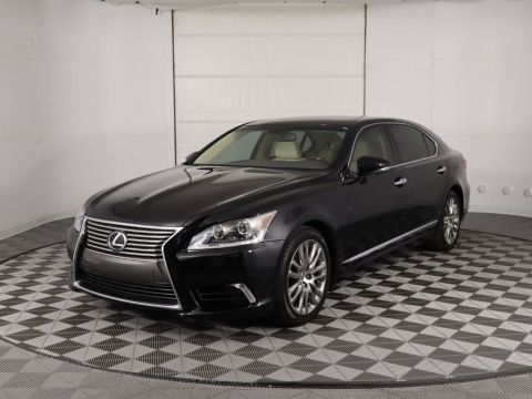 Pre-Owned 2016 Lexus LS 460 4dr Sedan L RWD