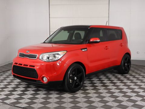 Pre-Owned 2014 Kia Soul 5dr Wagon Automatic !