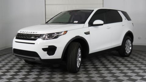 Pre-Owned 2019 Land Rover Discovery Sport COURTESY VEHICLE