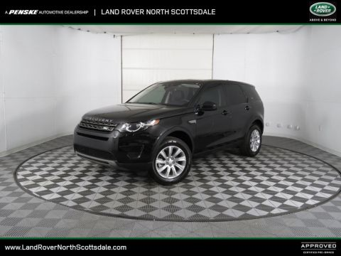Certified Pre-Owned 2018 Land Rover Discovery Sport SE 4WD