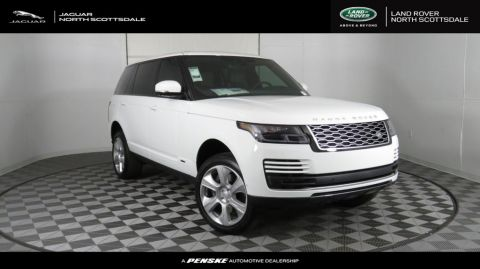 New 2019 Land Rover Range Rover V8 Supercharged LWB