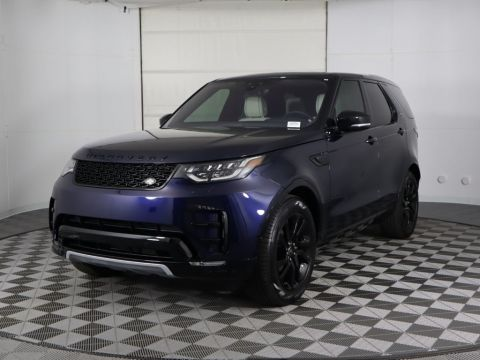 New 2020 Land Rover Discovery SE Td6 Diesel