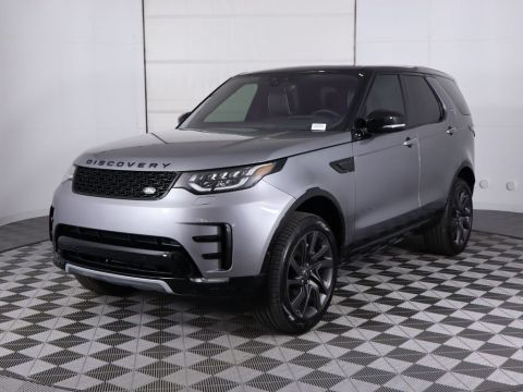 New 2020 Land Rover Discovery HSE Luxury V6 Supercharged