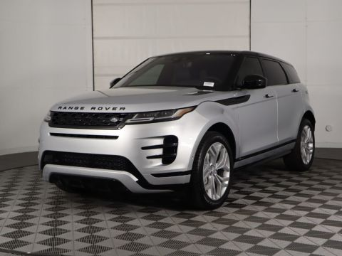 New 2020 Land Rover Range Rover Evoque P300 R-Dynamic SE