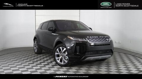 New 2020 LAND ROVER RR EVOQUE 4DHB