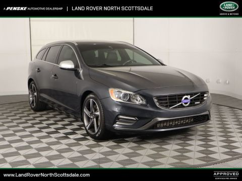 Pre-Owned 2015 Volvo V60 2015.5 4dr Wagon T6 R-Design AWD